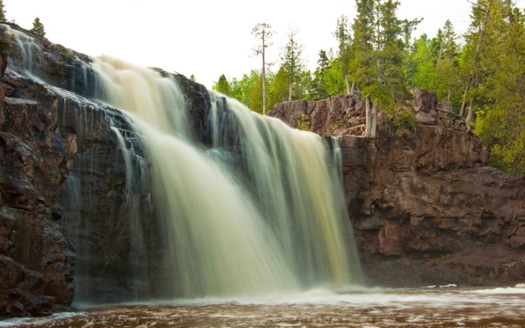 The State Parks of Northern Minnesota: Gooseberry Falls