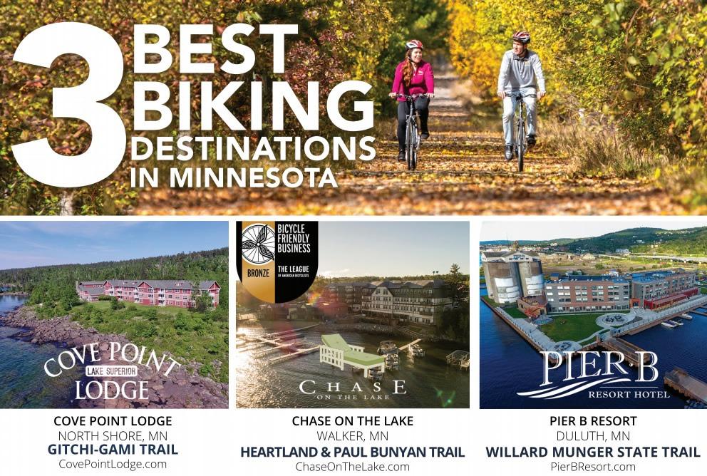 The Perfect Minnesota Biking Destination
