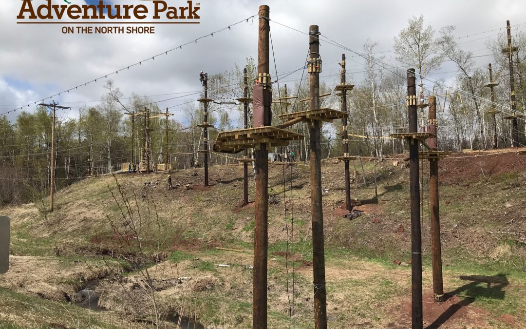 North Shore Adventure Park Now Open