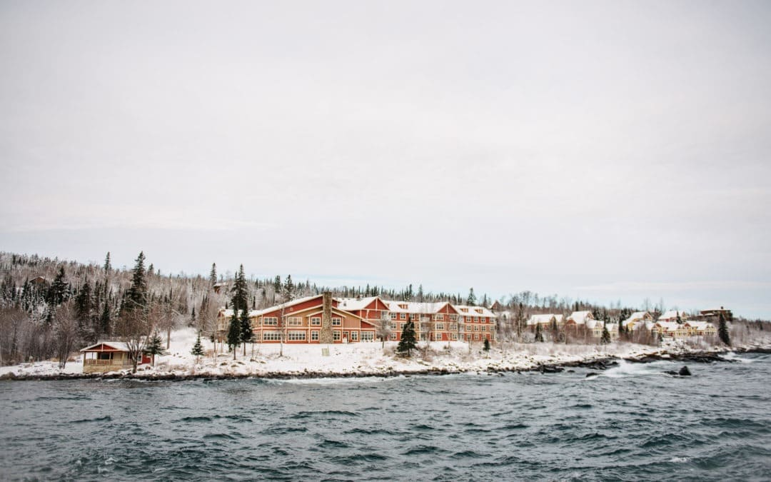 10 Things People Say About Cove Point Lodge