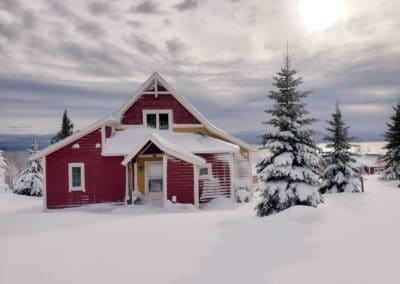 Winter Cottage Savings