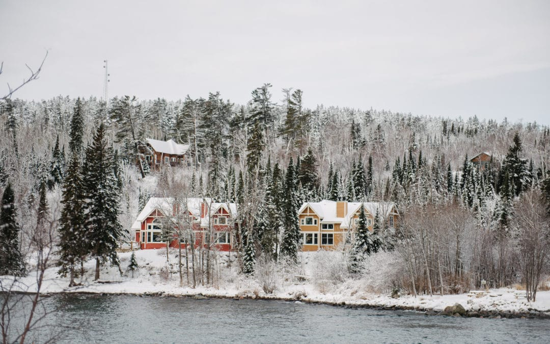 Hygge at Cove Point Lodge