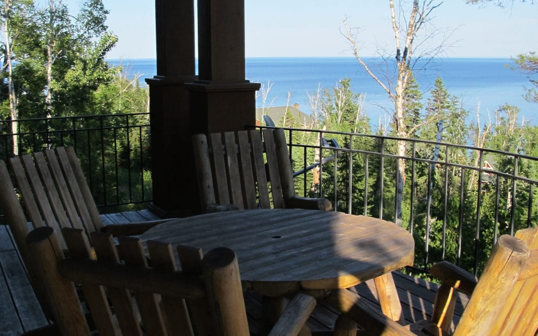 Retreat to the North: Social Distancing & Working Remote While on Vacation