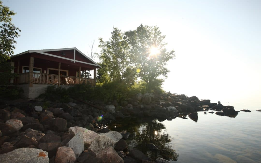 Small Business Resorts in MN: Cove Point Lodge