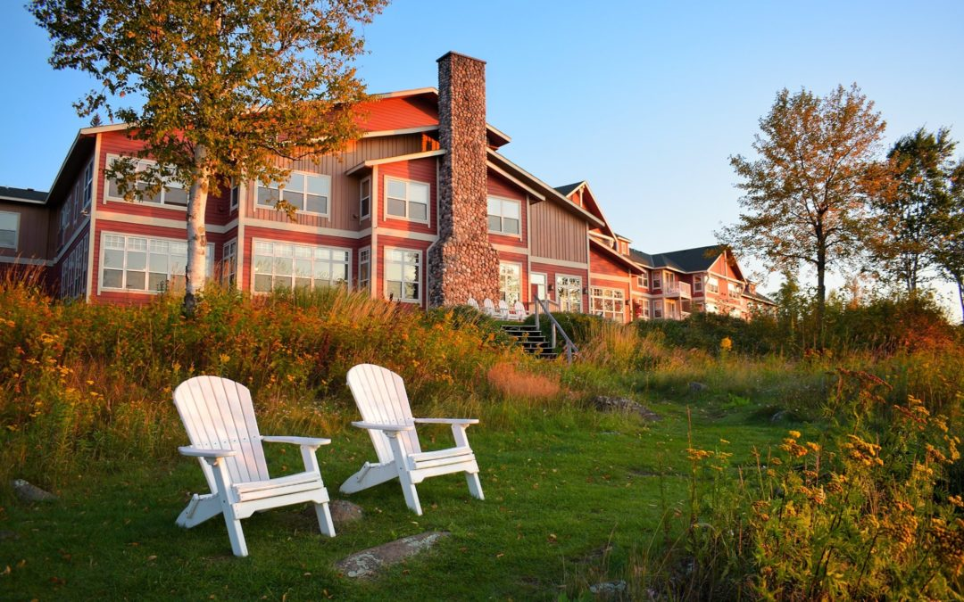 10 Weeks of Fall at Cove Point Lodge