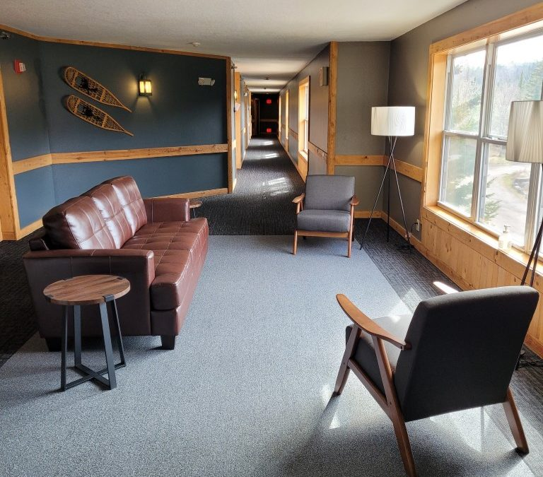 Refresh and Renew at Cove Point Lodge