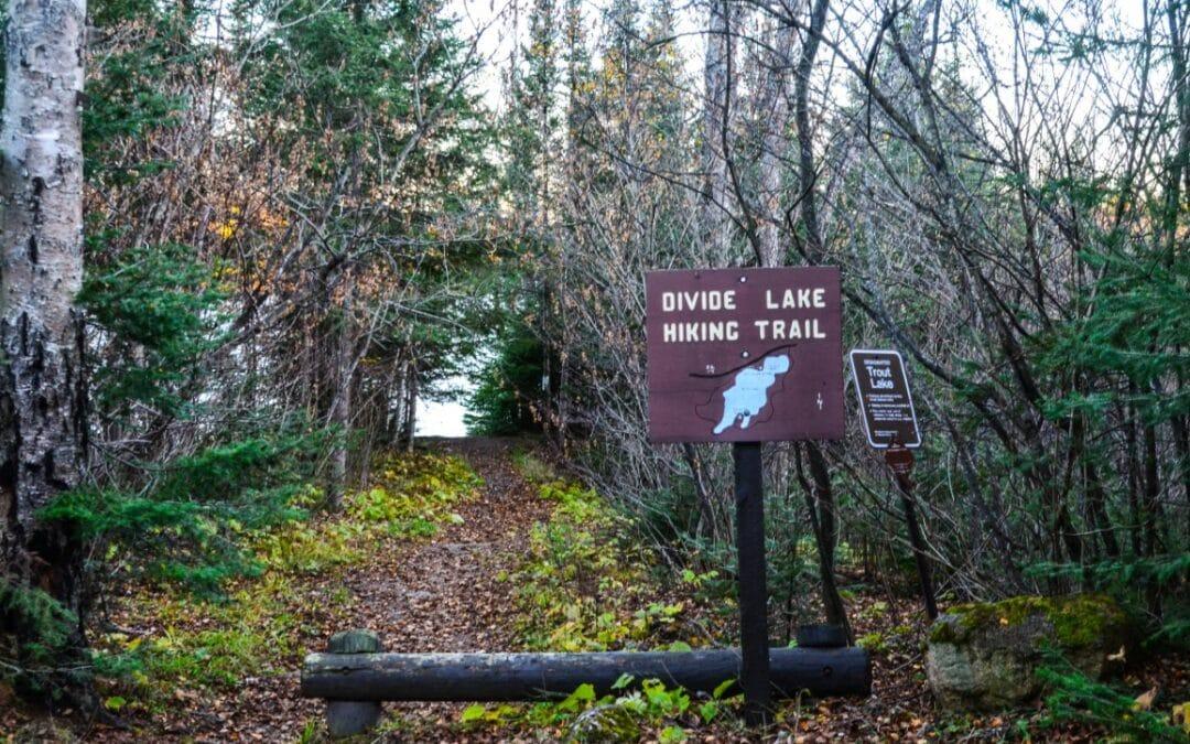 Divide Lake – Find Your Flow