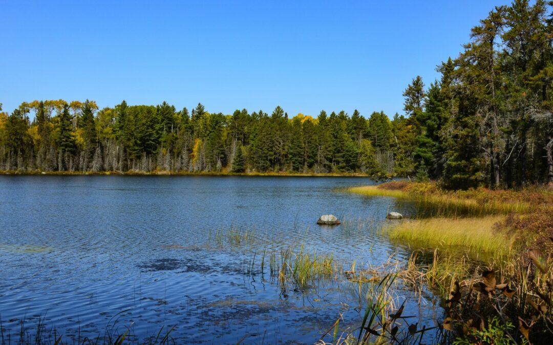 Flathorn Lake – Trail for All Seasons