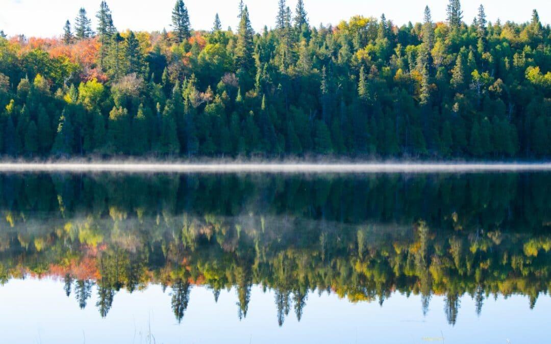 Benson Lake Loop – Peaceful Escape   North Shore Adventure